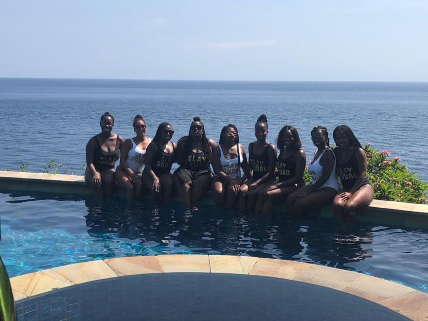 Girls Trip in Bali